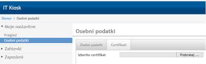 Digital Certificate Management
