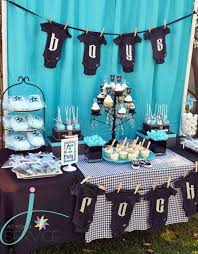 baby shower decorations ideas for boys 35 boy ba shower decorations that  are worth trying digsdigs