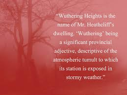 childhood wuthering heights wuthering quotes a digital retelling of wuthering heights lockwood describes wuthering heights