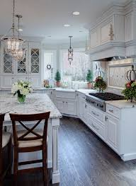 Beautiful White Kitchen Designs Plans
