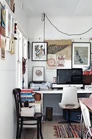 beautiful home office ideas. Artist, Paula Mills Melbourne Home Tour Design Ideas Office Beautiful