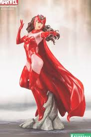 Pin by Earline Jacobson on Scarlet Witch | Scarlet witch, Marvel statues,  Superhero suits