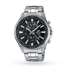 casio watches goldsmiths mens casio edifice chronograph watch efr 304d 1avuer