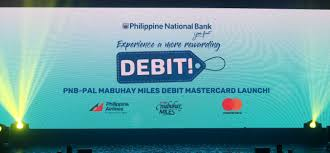 Cardholders whose card anniversary date falls on january 2, 2017 and after will be charged with the new annual membership fee. Pnb Pal Mabuhay Miles Debit Mastercard Launch Dyosa The Momma
