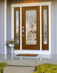 odl severe weather decorative door glass