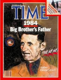 by george orwell s original review of the nov 28 1983 cover of time