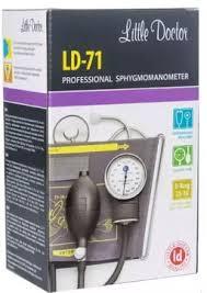 <b>Тонометр</b> механический <b>Little Doctor LD</b>-<b>71</b>, 1 шт., <b>Little Doctor</b> ...
