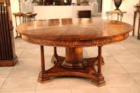 large round dining table seats 10 8 extra tables high