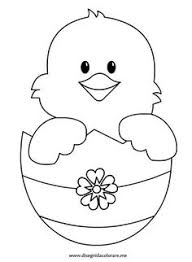 Trendy Design Ideas Free Printable Easter Baby Chick Coloring Pages