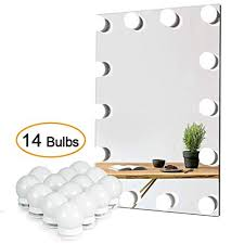Image Hollywood Waneway Hollywood Diy Vanity Lights Strip Kit For Lighted Makeup Dressing Table Mirror Plug In Led Amazoncom Waneway Hollywood Diy Vanity Lights Strip Kit For Lighted Makeup