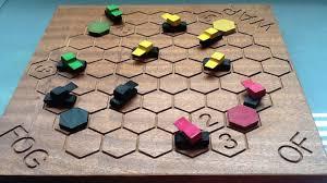 Handmade Wooden Board Games Fog Of War 100 beautifully handmade wooden games by gavin 77