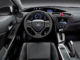 Honda Civic 5-Door EU-Version (2012) - Interior | Wallpaper #49