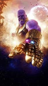 Thanos Avengers Infinity War 2018 4K ...