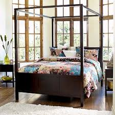 Farmhouse Canopy Bed Look 4 Less