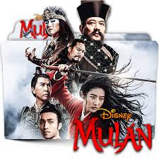 Mulan movie reviews & metacritic score: Mulan 2020 V2 Movie Folder Icon By 6oomoonryon9 On Deviantart
