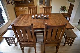 plain decoration craftsman style dining table startling mission style furniture dining room table