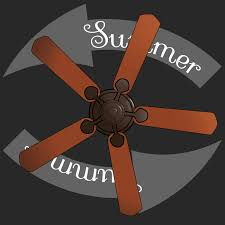 which way should a ceiling fan turn in the summer ceiling fan direction for summer and