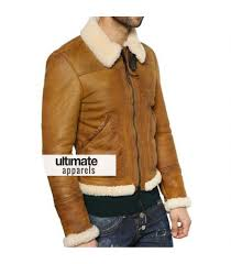 bedding good looking leather fur coat for men 29 shearling tan motorcycle jacket 875x1000 leather fur