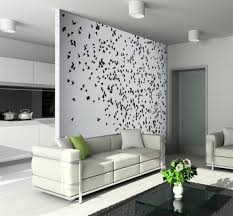 Wall Designs Beautiful Artistic Flying Birds Wall Decor - Customized wall  decals and wall designs for the every room of your house and the creativity  it has ...