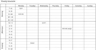 Calendar Blocking Template Block Calendar Template Lapos Co