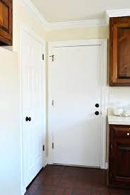 white door paint we have to paint the pantry door since we had one upstairs in white door paint