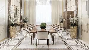 Dining Room Interior Design In Dubai By Luxury Antonovich Design Best Dining Room Interior Designs Model