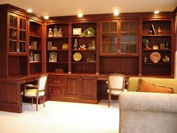 gallery home office desk. Custom Made Home Office Cabinetry In Cherry Gallery Desk