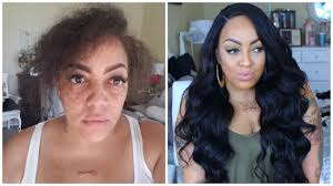 before after beauty supply beat face makeup look you
