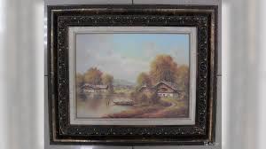 """Картина """"Рыбак на <b>рассвете</b>"""". Дерево. Картон. хх в купить в ..."""