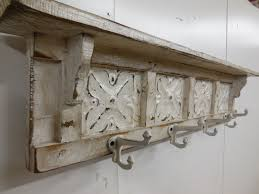 Wall Shelf Coat Rack Wall Shelf Coat Hooks 50