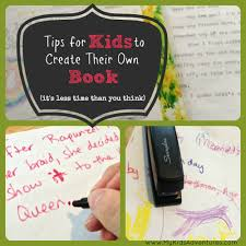 learn how easy and quick it is to put your children s thoughts and ilrations