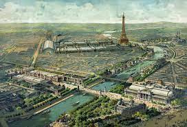เมื่อ 100 ปีที่แล้ว สยามไปร่วมงาน Paris EXPO 1900 - สถานเอกอัครราชทูต ณ กรุง ปารีส