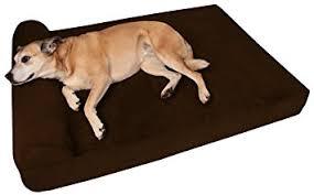 big barker dog beds. Exellent Barker Big Barker 7Inch Pillow Top Orthopedic Large 48 X 30 7 On Dog Beds
