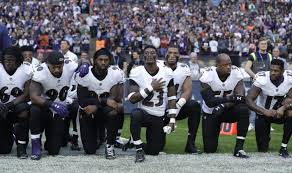 john legend defends nfl protests as patriotic in moving essay  the baltimore ravens were among the many teams to kneel during the national anthem in a