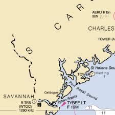 Southern Coast Sc South Carolina Tides Weather Coastal