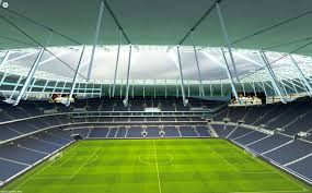 In Pictures The New Tottenham Stadium Seat Views As Nfl