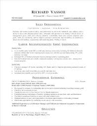 Outside Sales Representative Resume – Armni.co