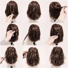 Coiffures Magnifiques Pour Cheveux Courts Coiffage