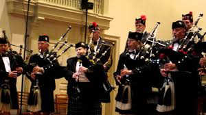 Amazing Grace on the Scottish Bagpipes ...