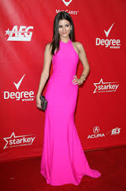 Best 25 Victoria Justice 2014 ideas that you will like on. Find this Pin and more on What to Wear. Victoria Justice wearing Michael Costello and clutch MusiCares Person Of The Year Honoring.