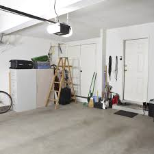 garage wi fi an open garage door