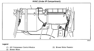 i have a chevy prizm air conditioning problems graphic