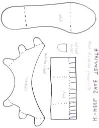 Free Baby Shoe Pattern Awesome Inspiration Ideas