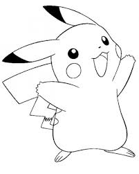 top pikachu coloring pages for kids by pikachu coloring pages within cute pikachu coloring pages