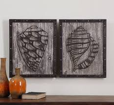 home design rustic wood and metal wall art modern large rustic intended for best and newest wood metal wall art image on wood and metal wall art
