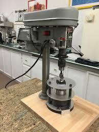 drill press in use. image drill press in use s