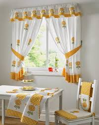classy small kitchen window curtains luxury kitchen decor ideas