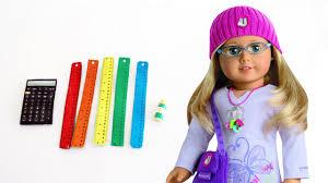 how to make american girl calculator rulers glue simplekidscrafts clipzui com