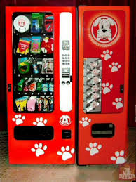Vending Machine Franchise Canada Unique Hey Buddy Canada Vending Has Gone To The Dogs