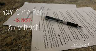 Birth Plan Choices Birth Chemistry Blog Evidence Based Childbirth Classes In
